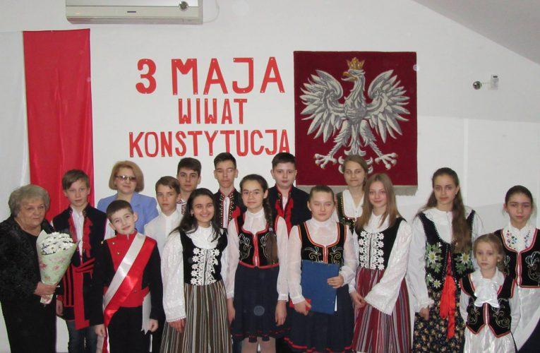 Witaj maj, piękny maj u Polaków błogi raj!