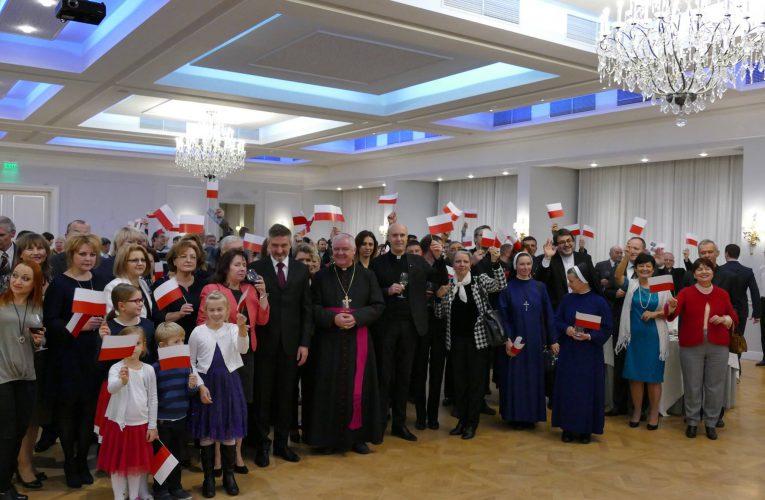 Święt Niepodległości Polski w Kiszyniowie