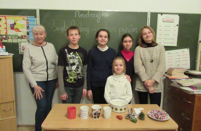 Andrzejki w Domu Polskim