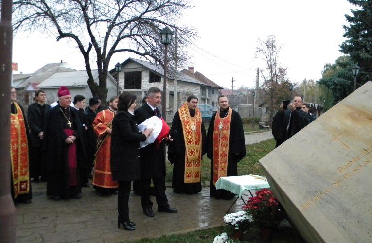 Pomnik żołnierzom Rzeczypospolitej w Sorokach