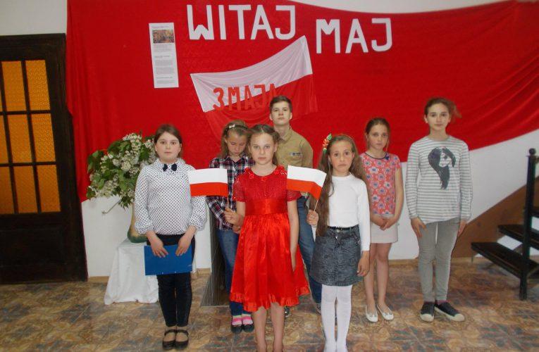 Święto Konstytucji 3 Maja – Dom Polski w Styrczy