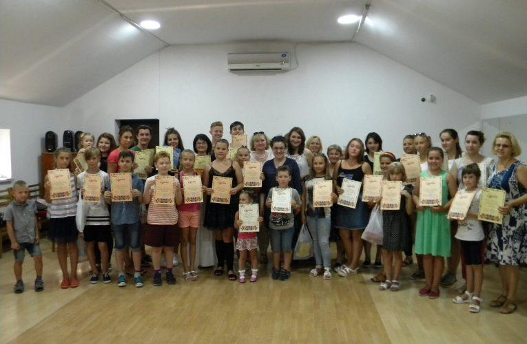 Wakacyjny kurs języka polskiego w Domu Polskim w Bielcach