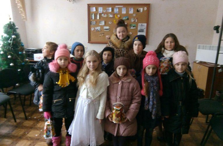 Spotkanie mikołajkowe w Grigorówce