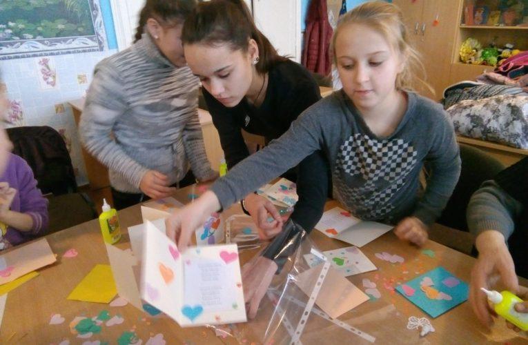 Warsztaty rękodzieła w Grigorówce