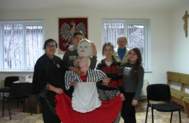 Marzanna w Styrczy.