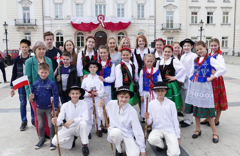 Мajowe święta w Polsce.