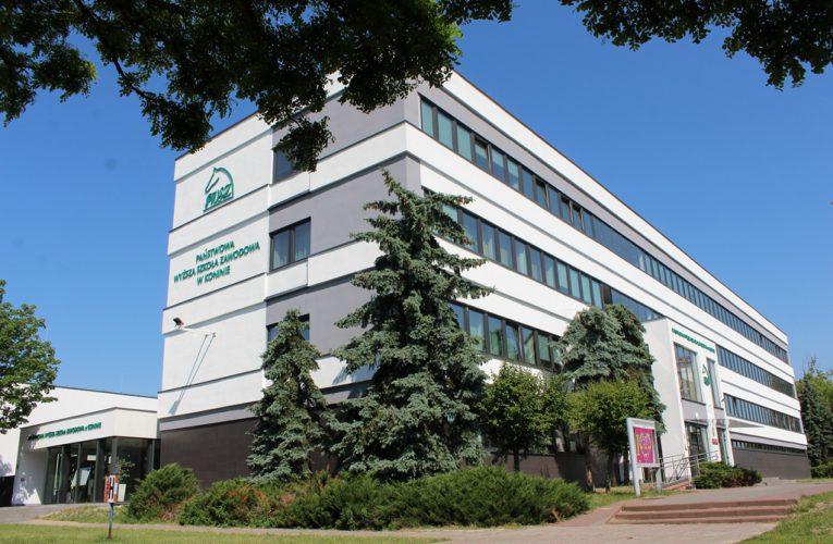 Państwowa Wyższa Szkoła Zawodowa w Koninie zaprasza
