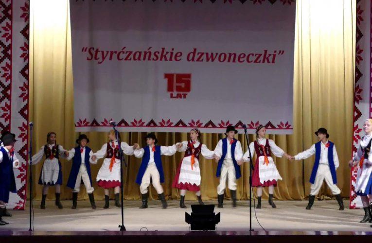 Dzieci Płocka tańczą na jubileuszu Styrczańskich Dzwoneczków cz.1