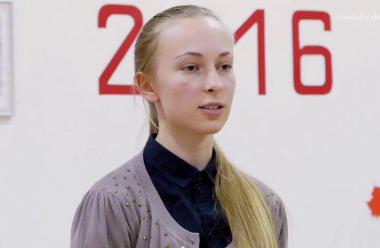Zwycięzczyni konkursu Kresy 2016 w Mołdawii