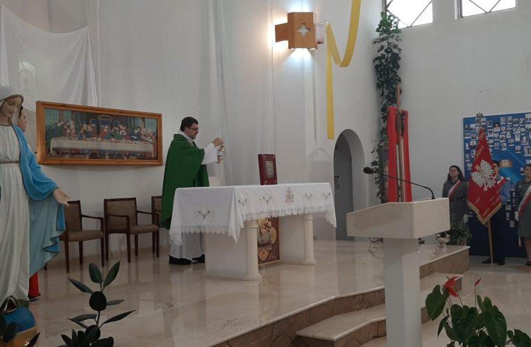 Dzień Niepodległości Polski. Święto w kościele