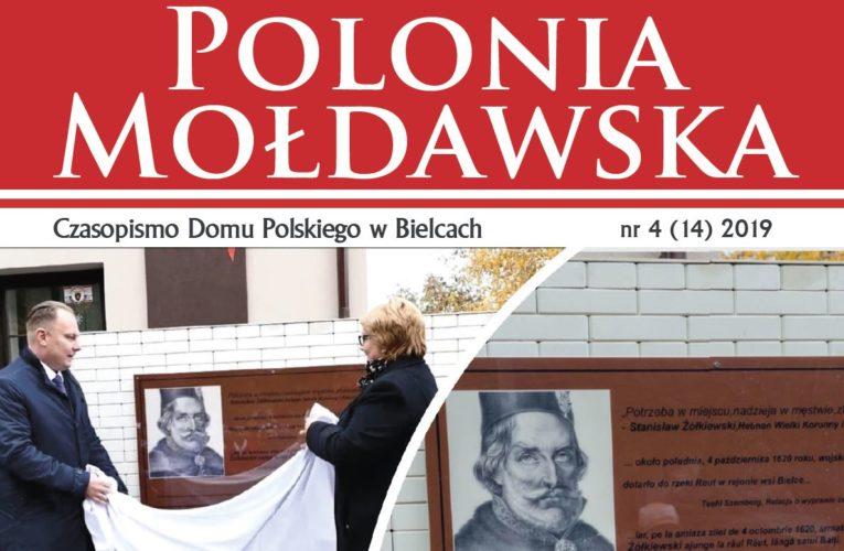 Polonia Mołdawska – 4/2019