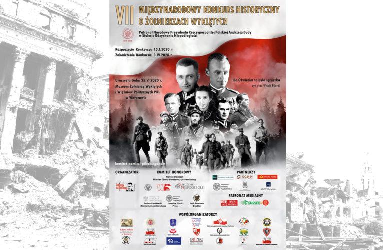 VII Międzynarodowy Konkurs Historyczny o Żołnierzach Wyklętych