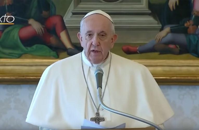 Обращение Папы Франциска к христианам