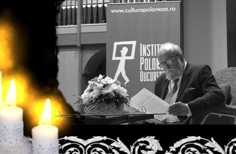 A murit Krzysztof Penderecki
