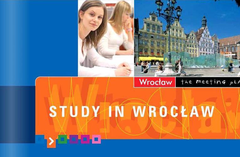 Study in Wroclaw – prezentacje wrocławskich uczelni