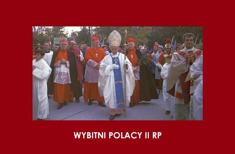 """AUDYCJE """"WYBITNI POLACY II RP"""""""