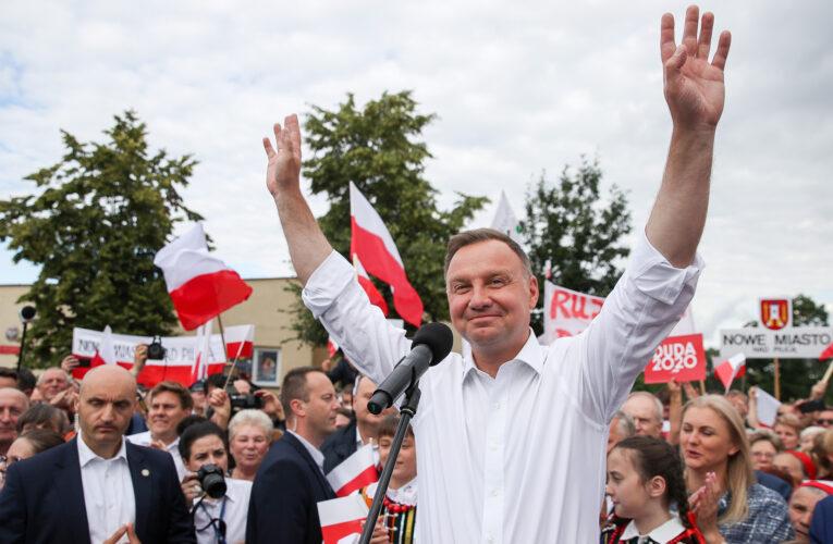 PKW: Na Prezydenta RP został wybrany Andrzej Duda