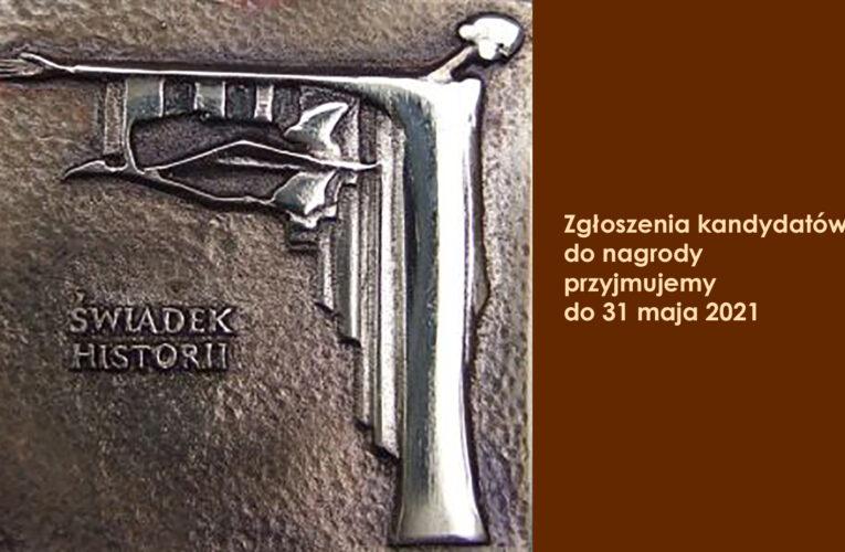 Nagroda Świadek Historii (dla osób i organizacji spoza Polski) – VII edycja