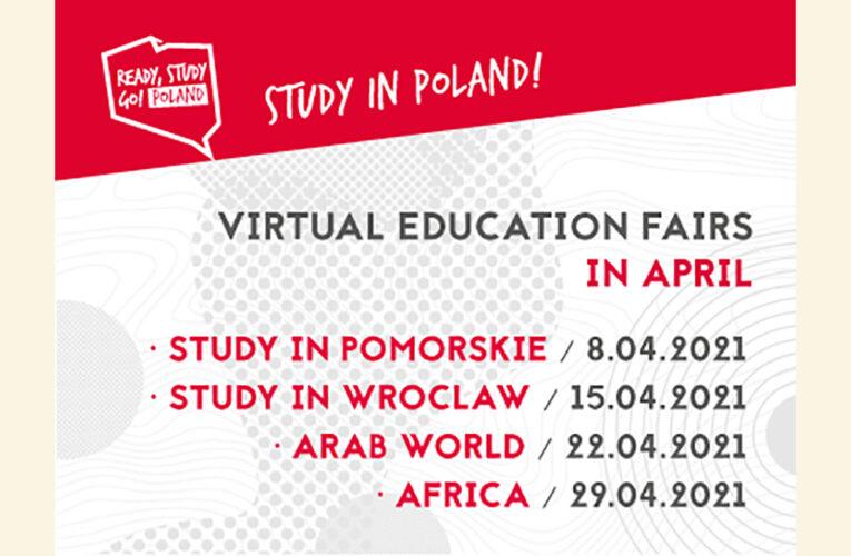 Wirtualne targi edukacyjne NAWA w kwietniu
