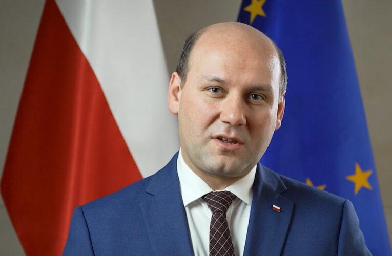 Życzenia wielkanocne Pana Ministra Szymona Szynkowskiego vel Sęk