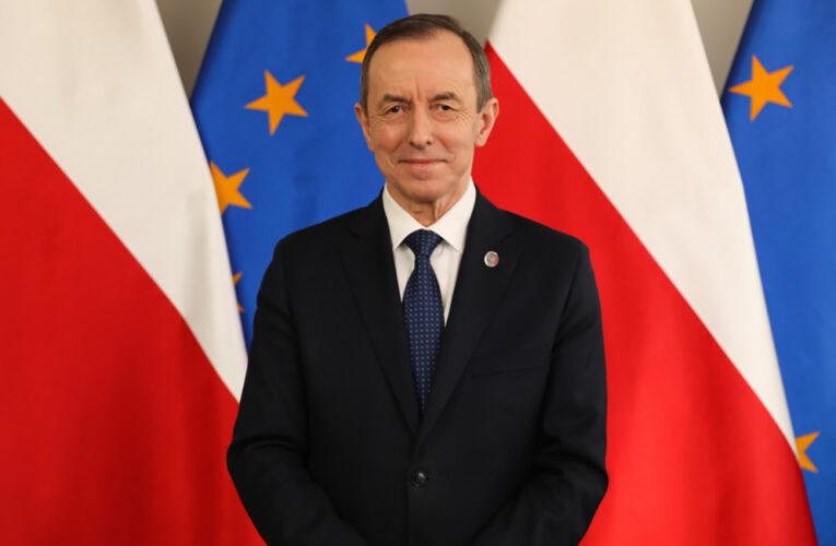 Życzenia Marszałka Senatu Huberta Pielasa na Dzień Polonii i Polaków za Granicą