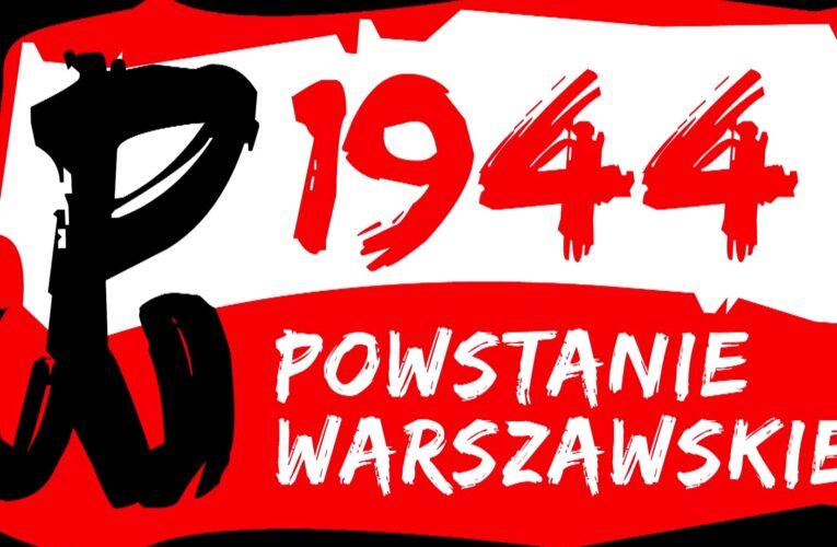 POWSTANIE WARSZAWSKIE 01.08 – 02.10 1944